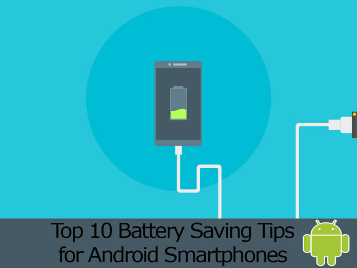 battery charging tips for android phones