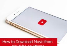 how to download music from youtube on iphone