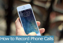 how to record phone call on iphone