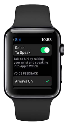 features of apple watch