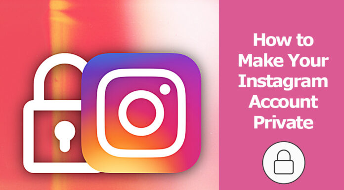 TechSaaz - how to make your instagram private