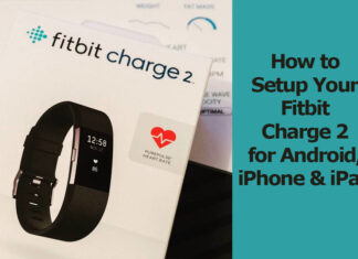 TechSaaz - how to setup fitbit charge 2
