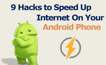 TechSaaz - how to speed up android phone internet