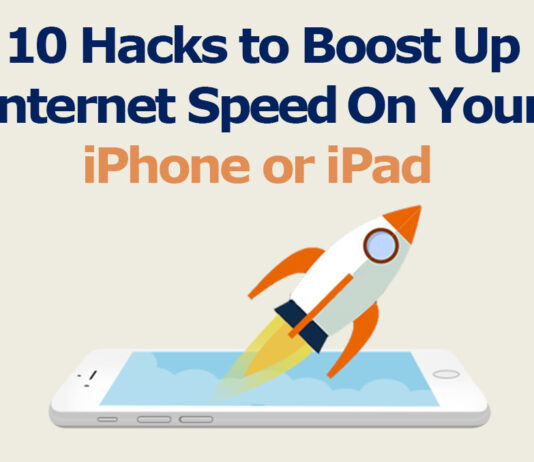 TechSaaz - how to speed up internet on iphone