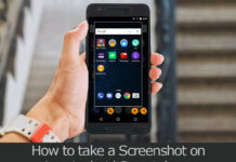 TechSaaz - how to take a screenshot on android