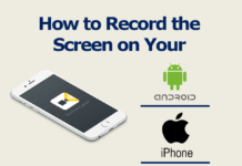 How to Record the Screen on Your iPhone & Android