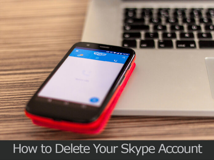 TechSaaz - how to delete your skype account
