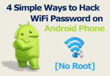 TechSaaz - how to hack a wifi password on android