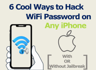 TechSaaz - how to hack wifi on iPhone