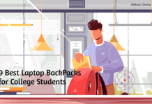 Best laptop backpacks for college students