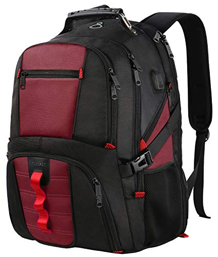 Yorepek Laptop Backpack with usb charging port