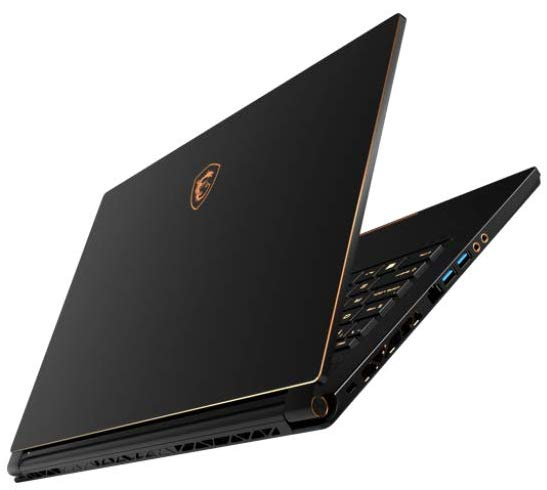 MSI GS65 Stealth best laptop for gaming and work