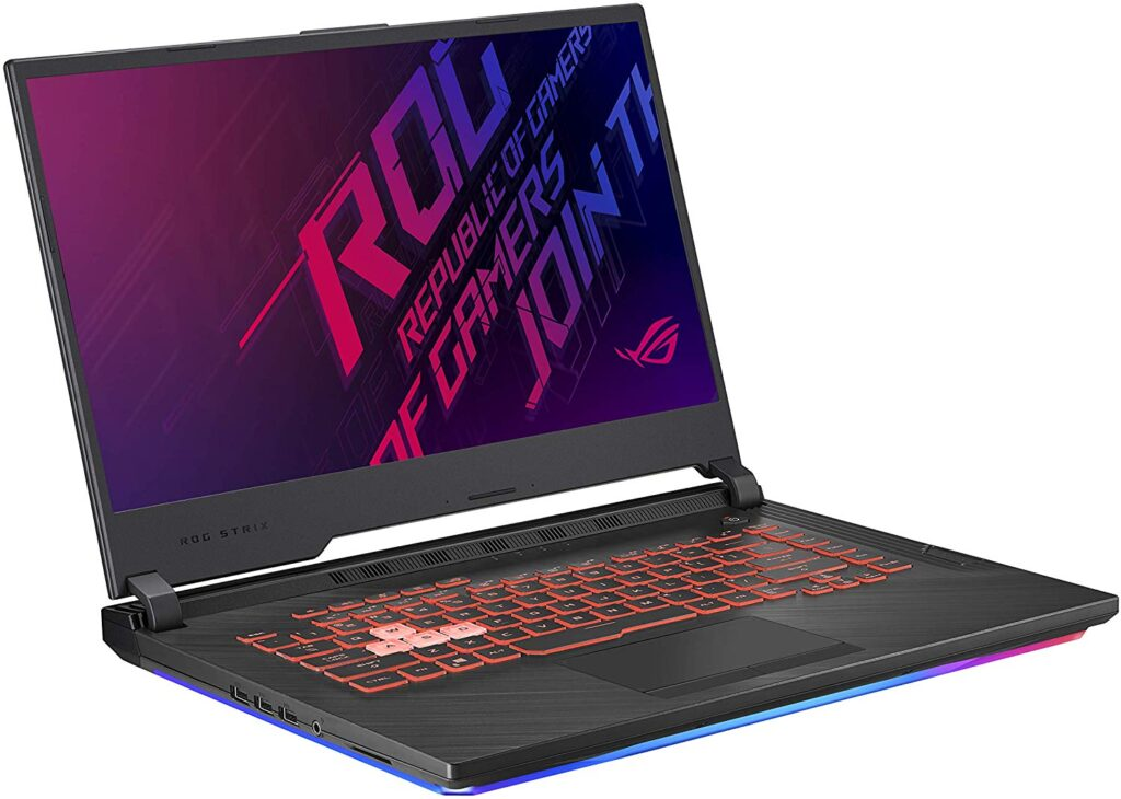 ASUS ROG Strix G531GT-BQ020 best gaming laptop for college