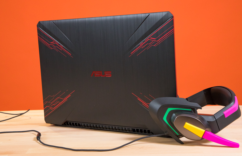 Asus TUF Gaming Laptop FX505DT-E4177T best gaming laptop for college