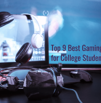 Best Gaming Laptop for College Students
