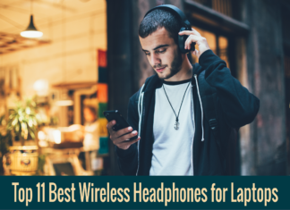 best wireless headphones for laptops