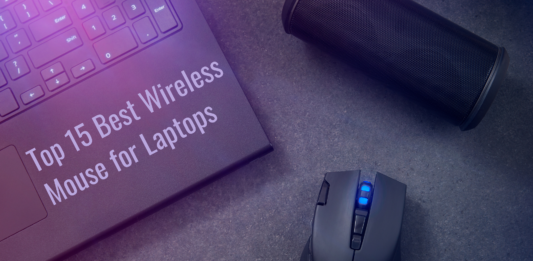 best wireless mouse for laptops
