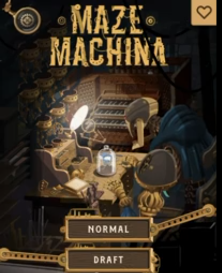 Maze Machina best iphone game